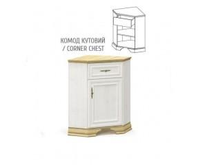 Комод Ирис Угловой