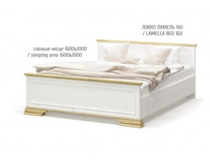 Кровать Ирис 1600