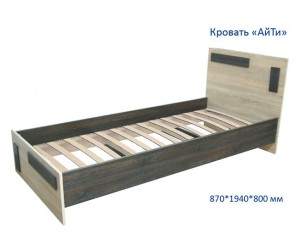 Кровать АйТи